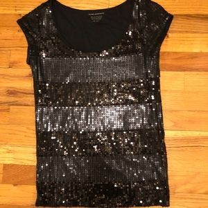 💥FLASH SALE💥Club Monaco Sequin T